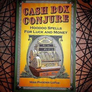 Cash Box conjure Hoodoo Spells For Luck and Money